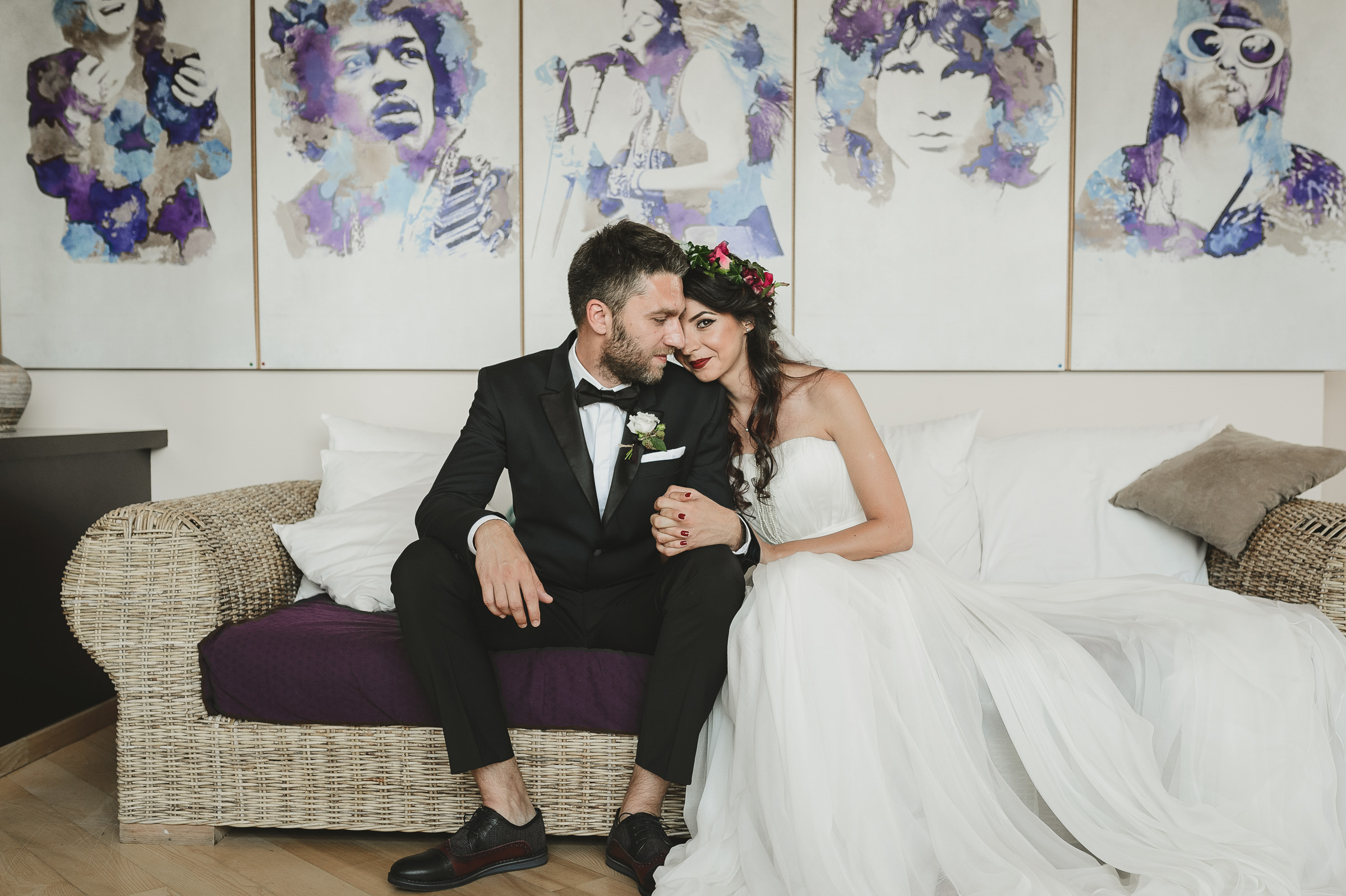 Wedding Photographer in Bucharest Romania