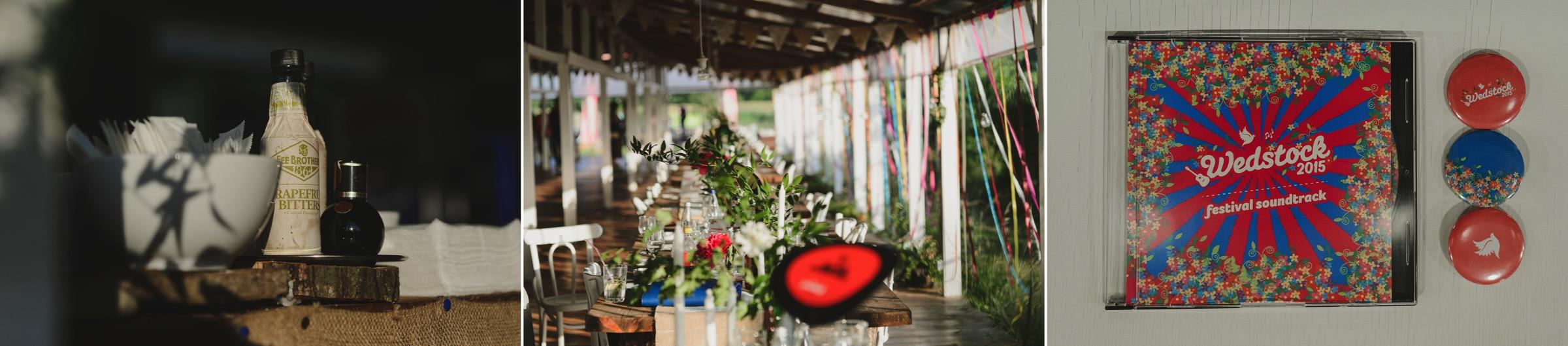 Wedstock Festival Wedding Details Romania