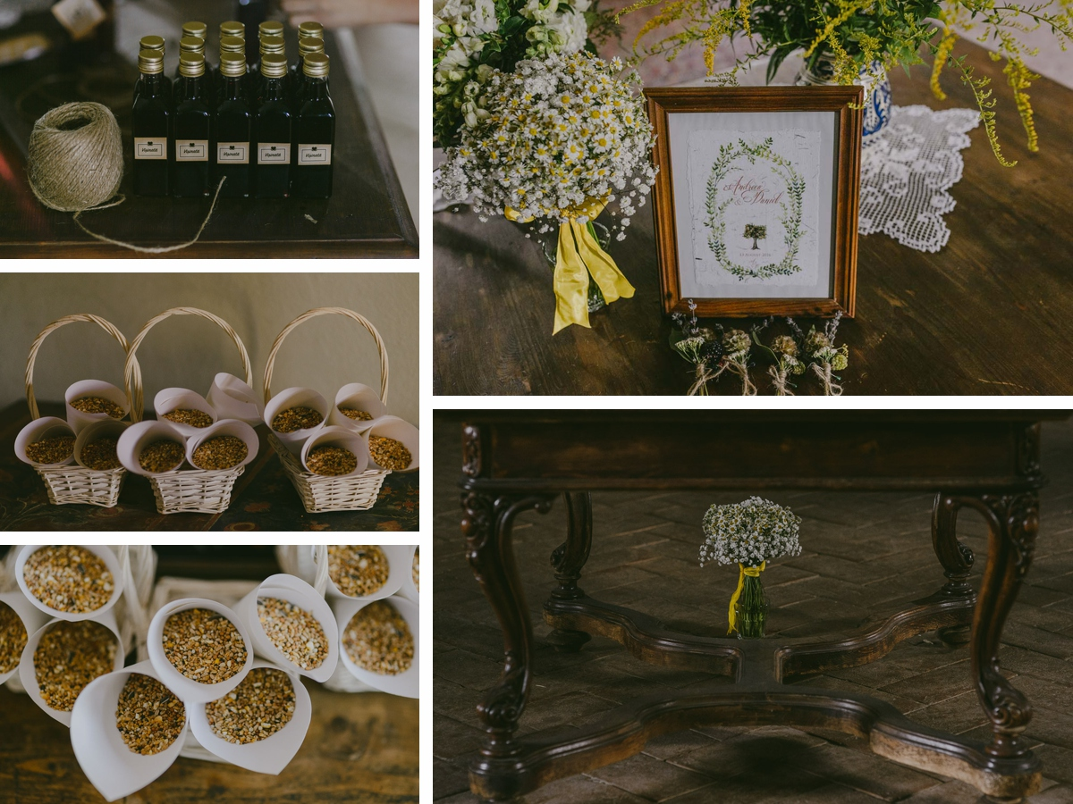 Bohemian Destination Wedding Romania