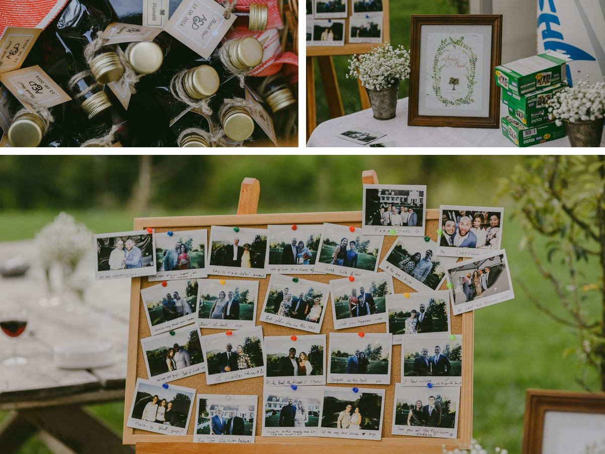 Transylvania Manor Wedding Details