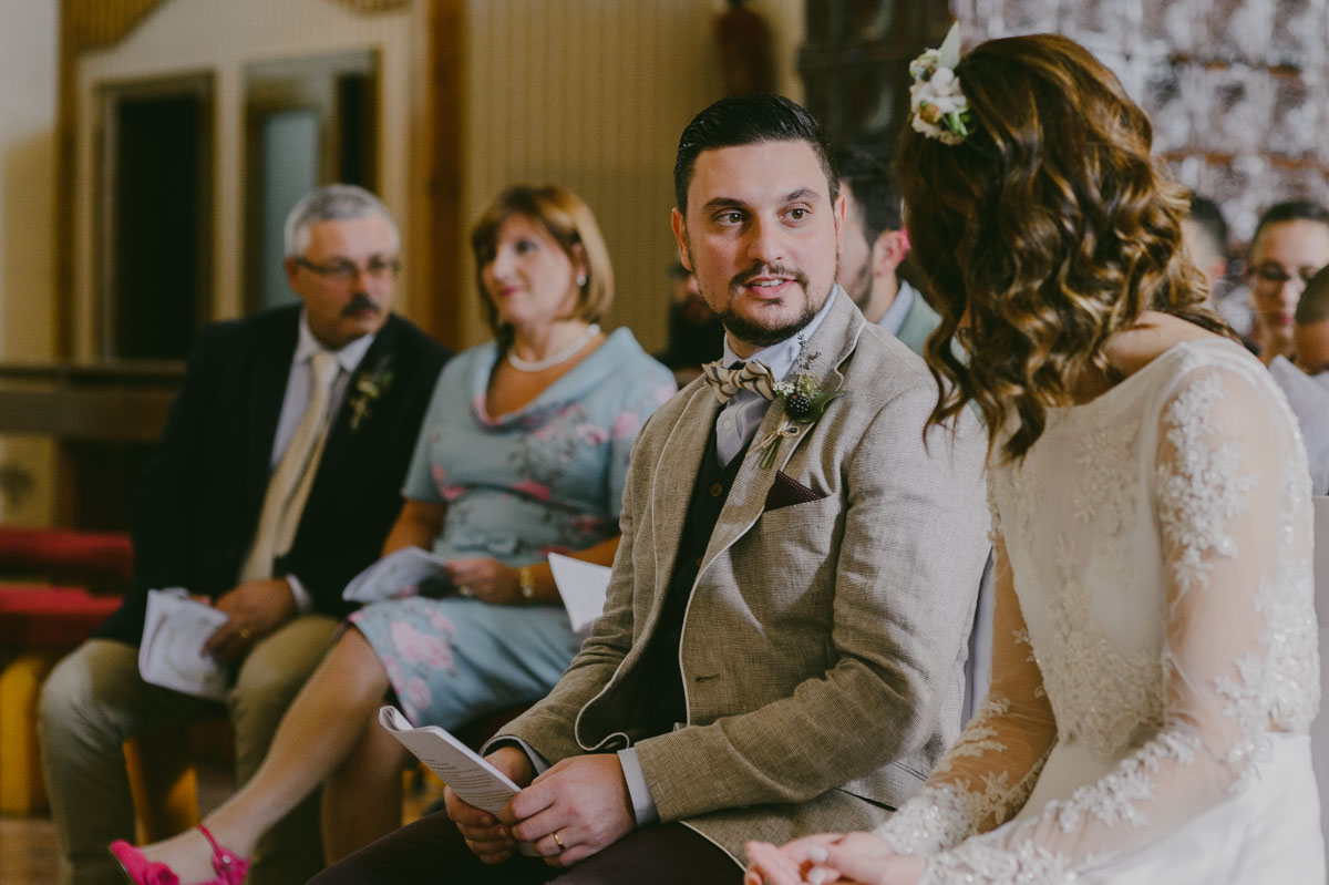 international Wedding Ceremony in Transylvania