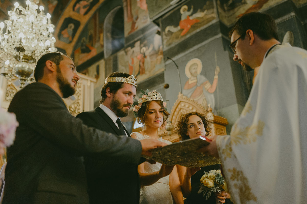 Bucharest Wedding Ceremony
