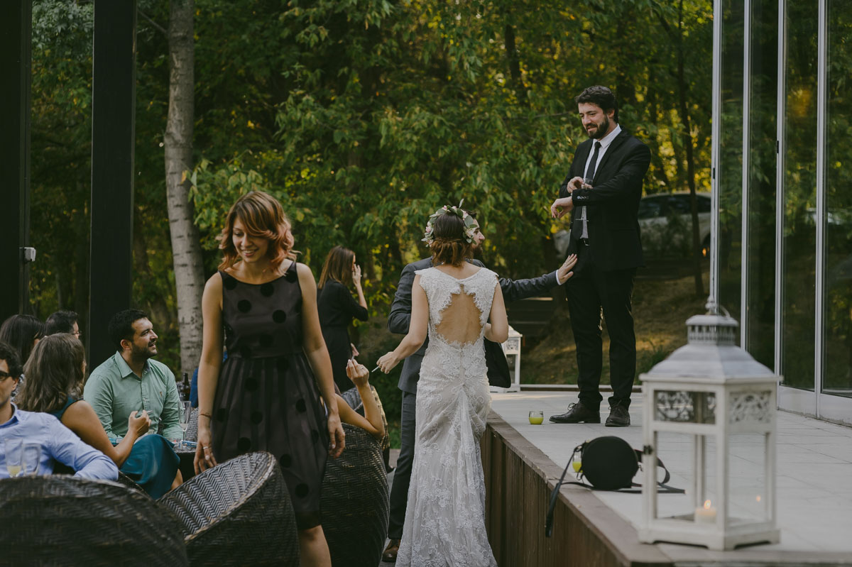 La Gondola Bucharest Lake Wedding