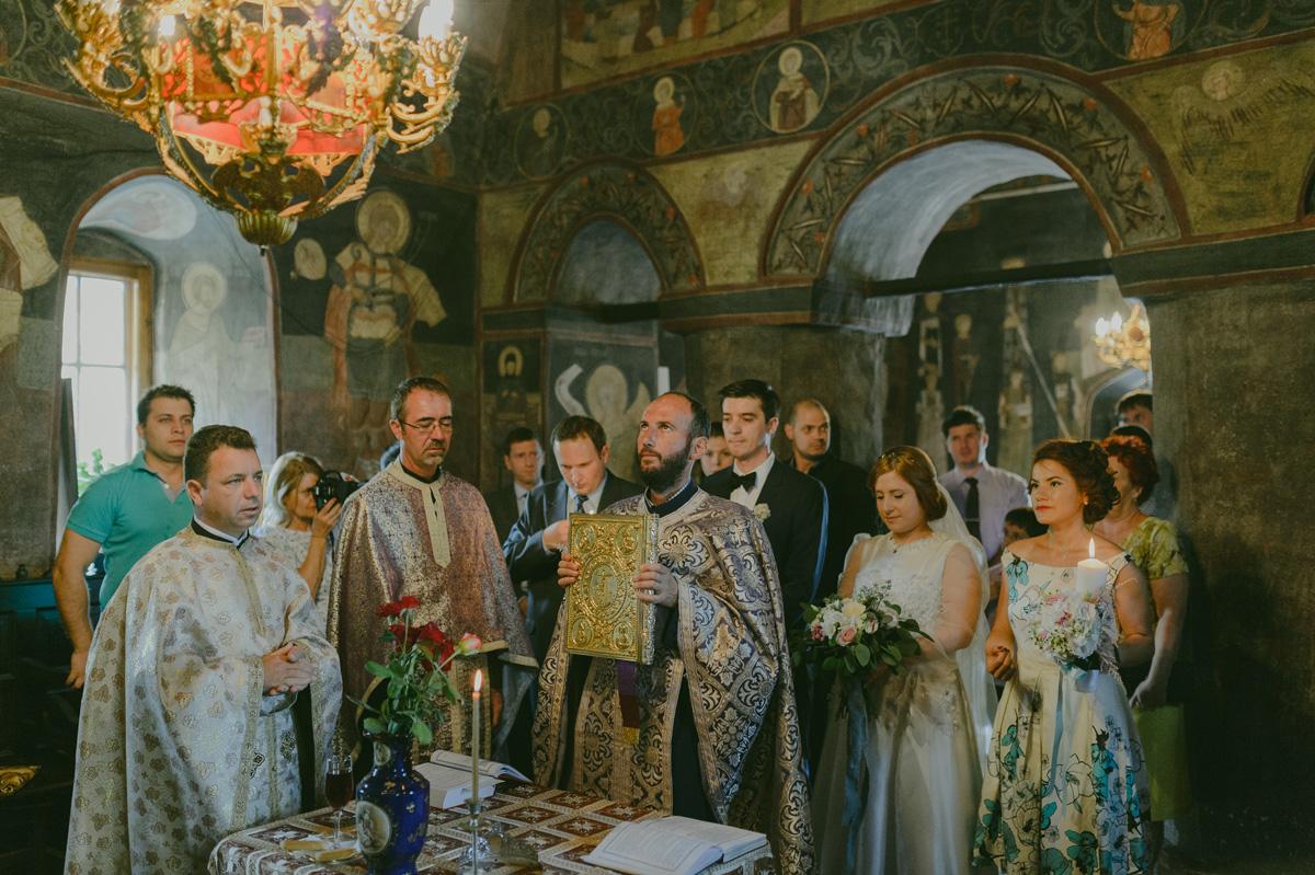 Targu Jiu Wedding Ceremony