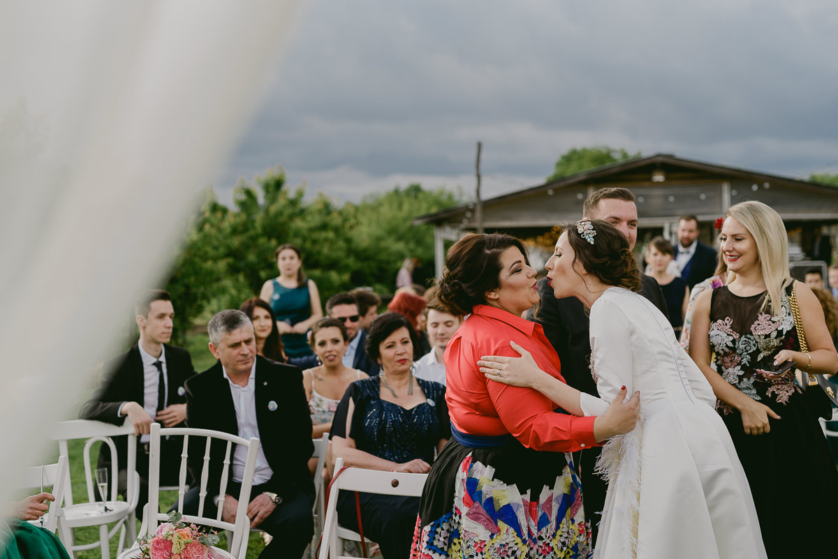 Bucharest Open Air Wedding Ceremony