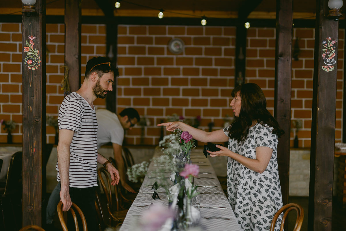 Rustic Wedding in Transylvania