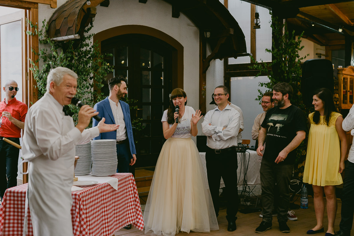 Rustic Wedding Location in Transylvania