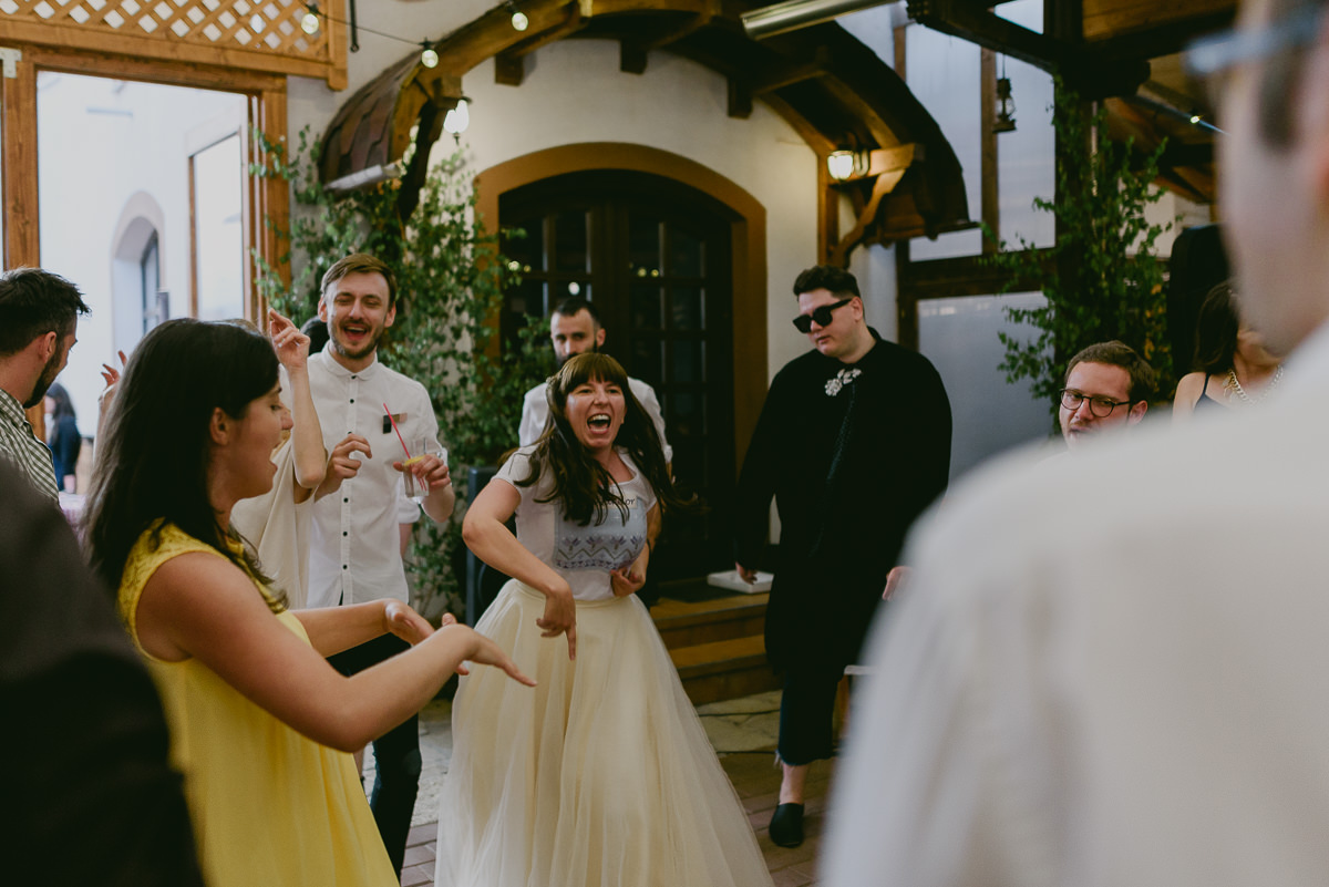 Transylvania Wedding