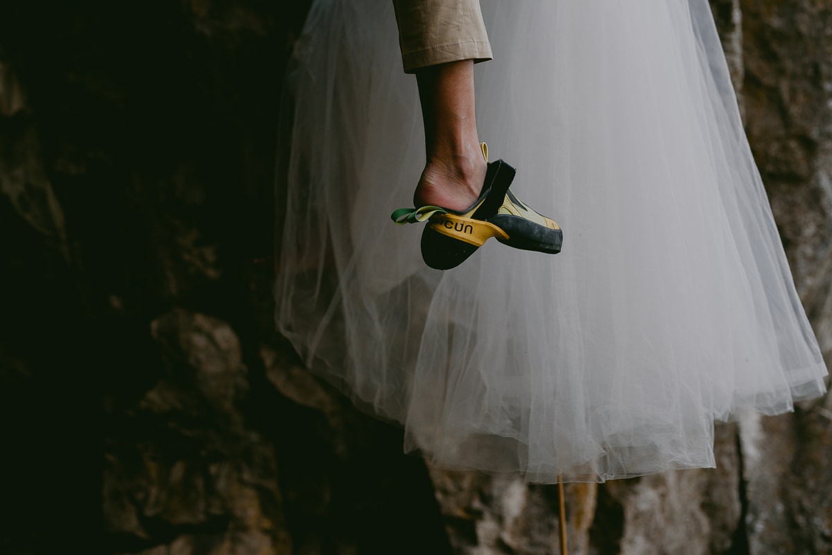 Nunta La Munte