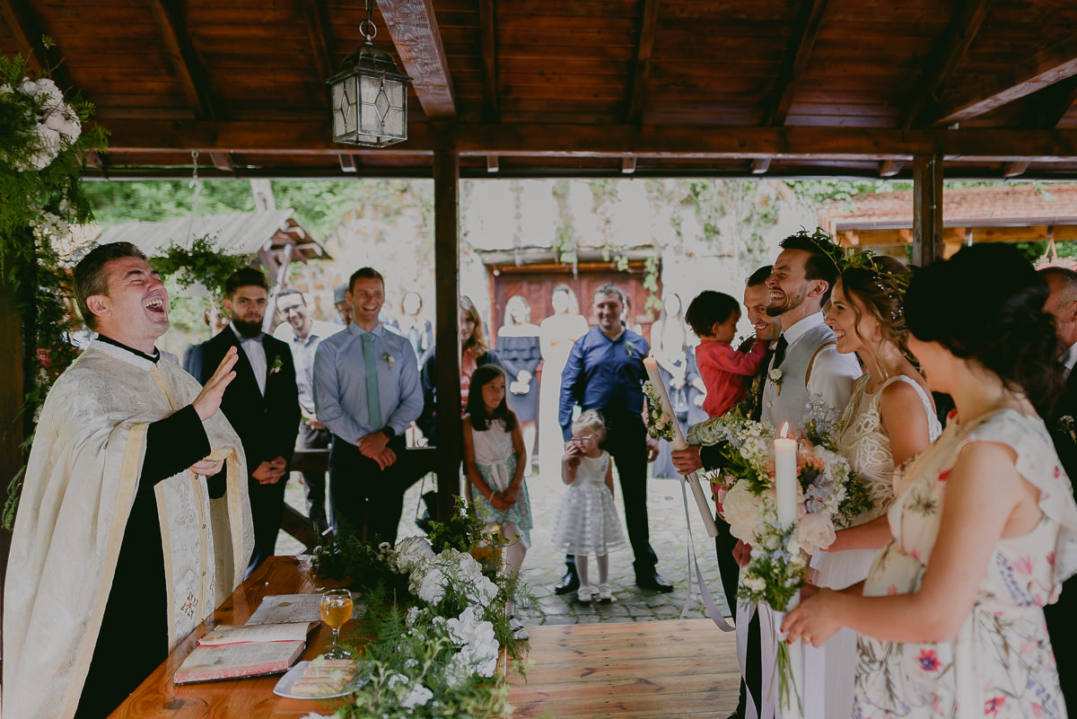 Ceremonie Nunta La Munte