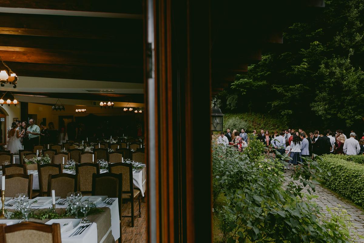 Nunta la Cabana