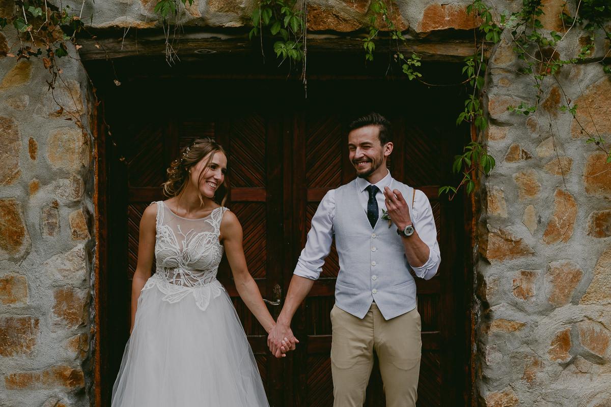 Chalet Wedding