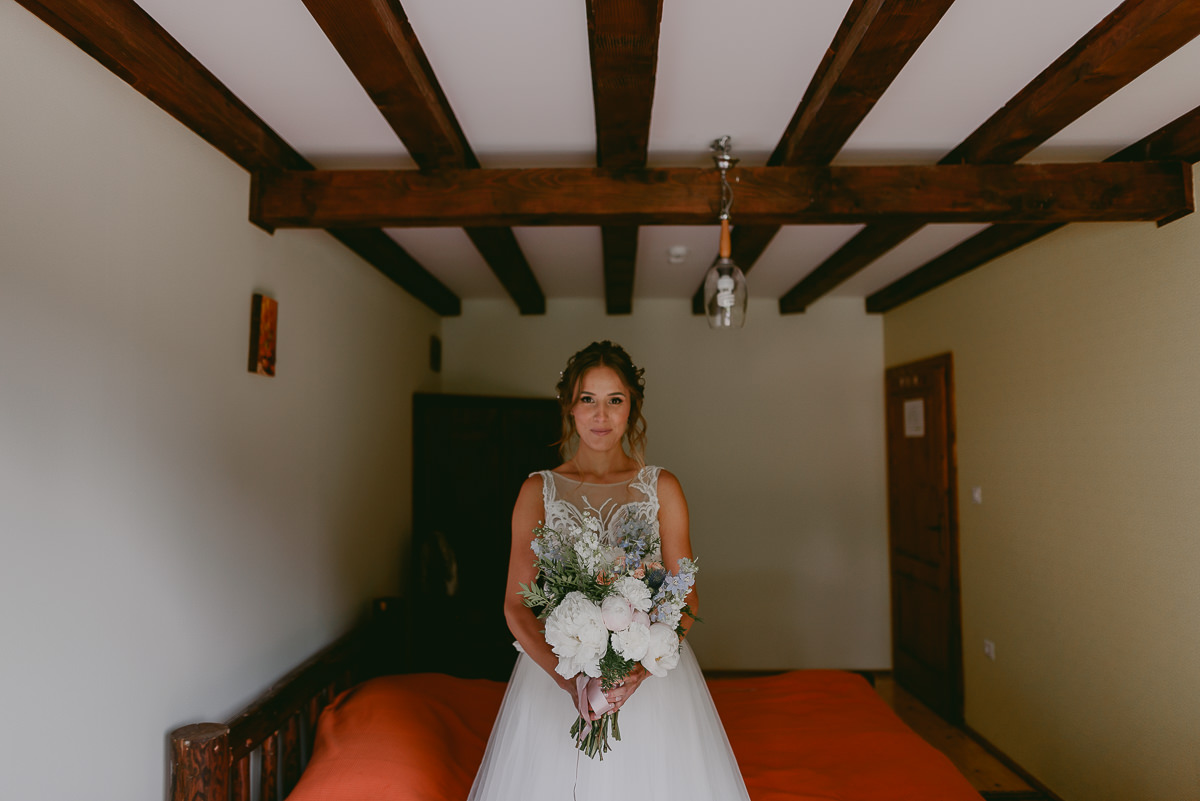 Chalet Wedding Transylvania