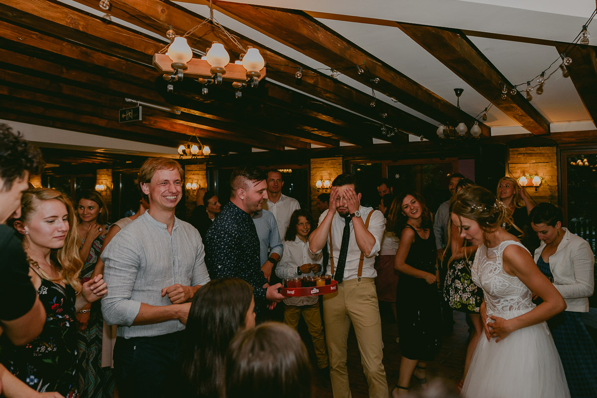 Chalet Wedding Party Transylvania