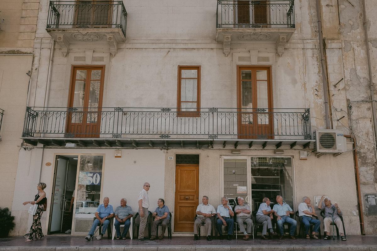 Sicily Street Photographer