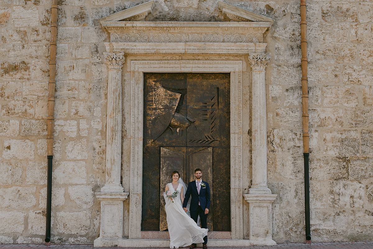 Sicily Wedding Day