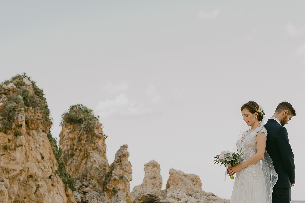 Tonnara di Scopello Sicily Wedding Photographer