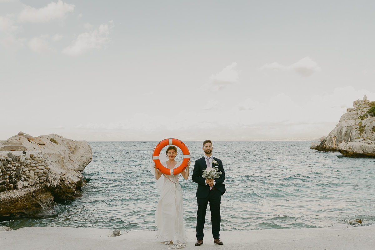Tonnara di Scopello Sicily Destination Wedding Photographer