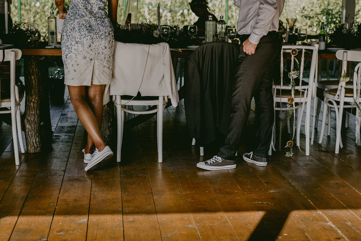 Converse Small Intimate Wedding