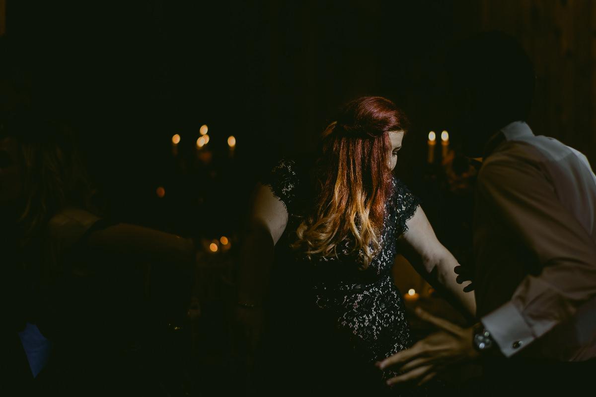 redhead wedding