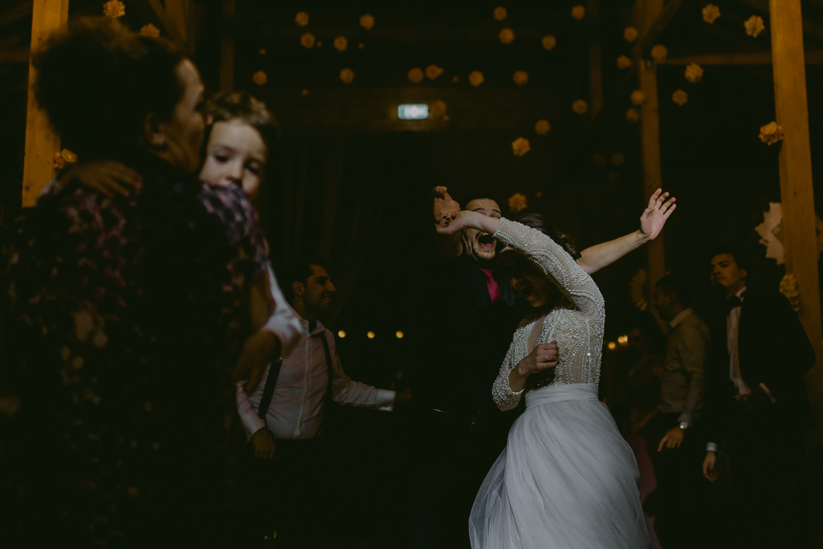 twist dance wedding hadar chalet