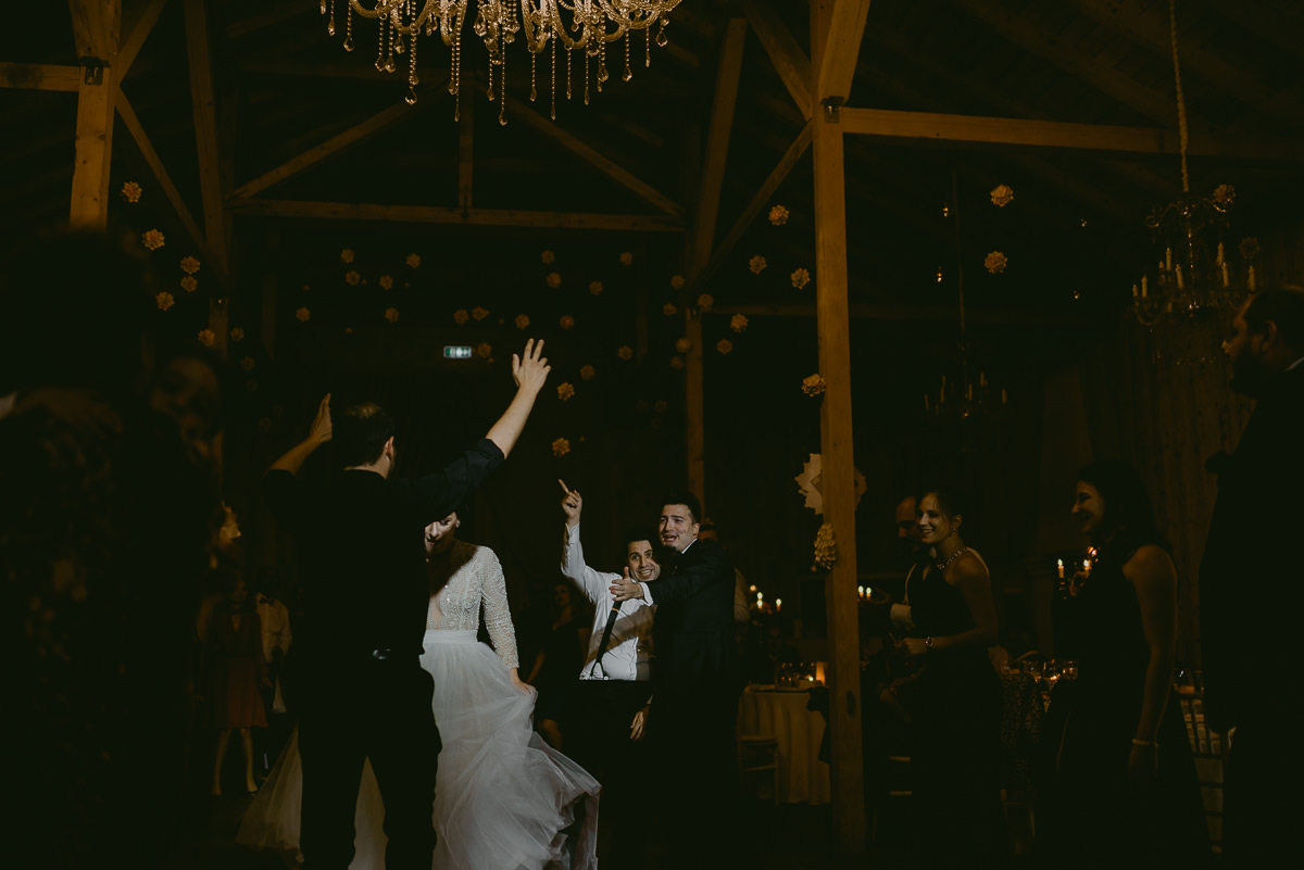 Hadar Chalet Wedding Photographer