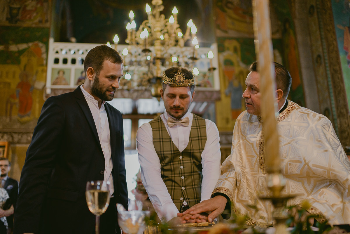 Iasi Wedding Orthodox Ceremony