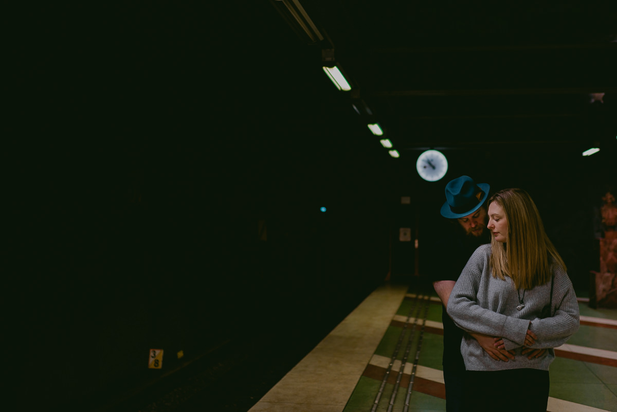 Stockholm Subway Photographer