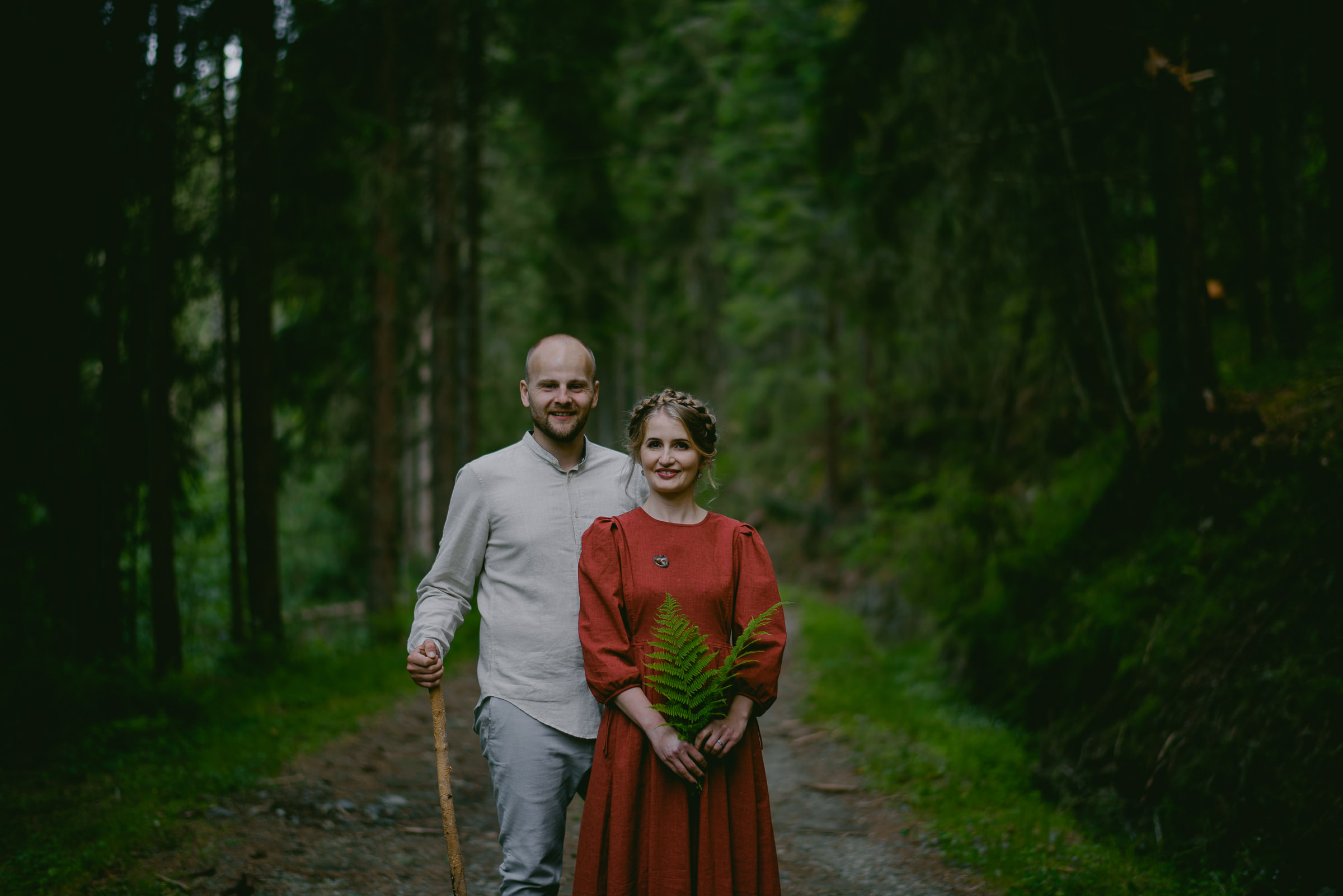 Couple Photoshoot in Transylvania