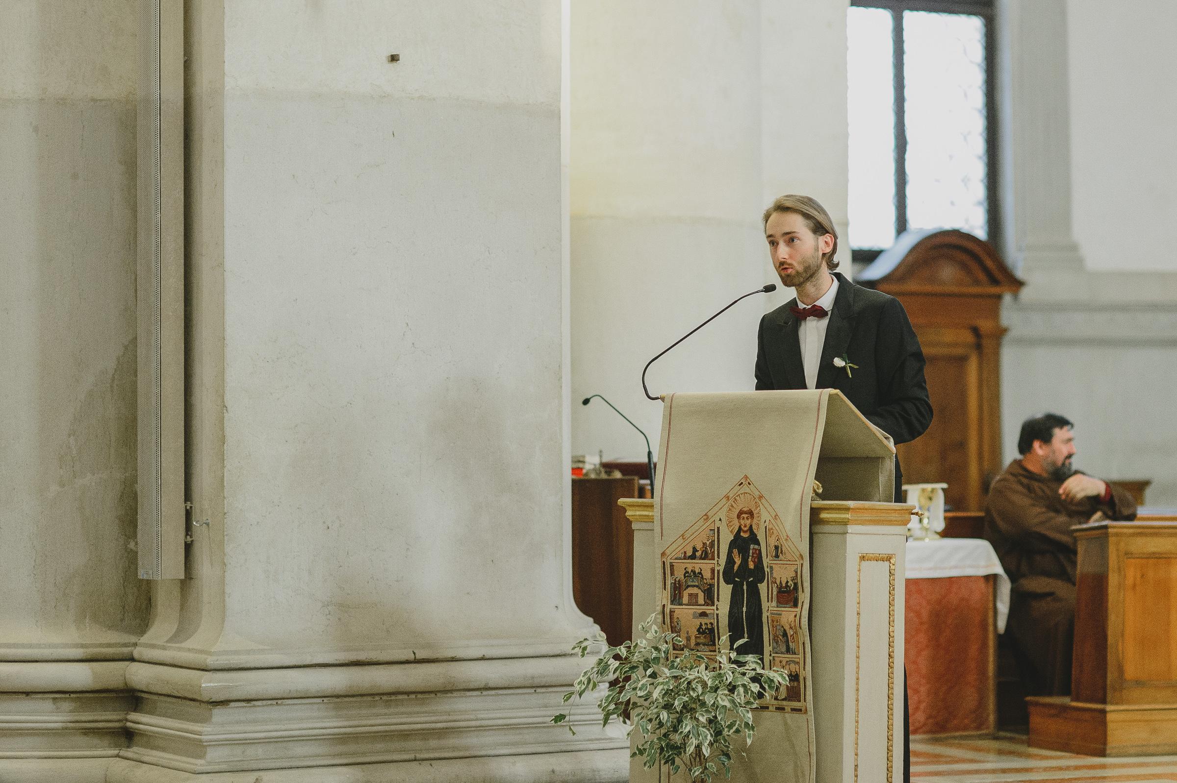 venetian wedding