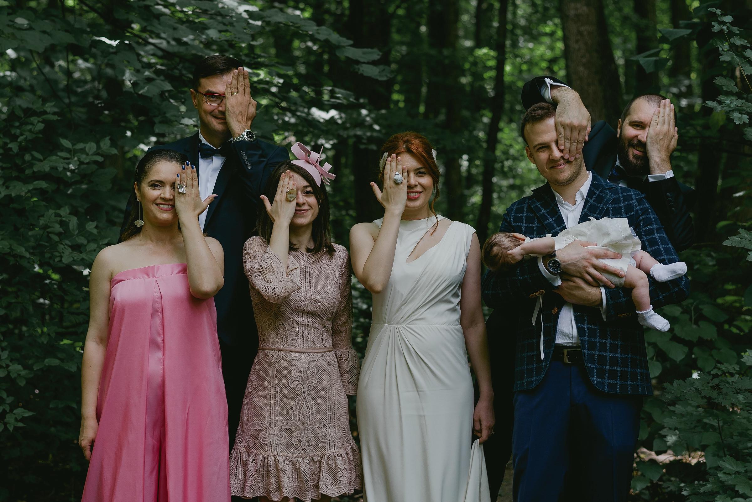 Nunta In Gradina Bucuresti