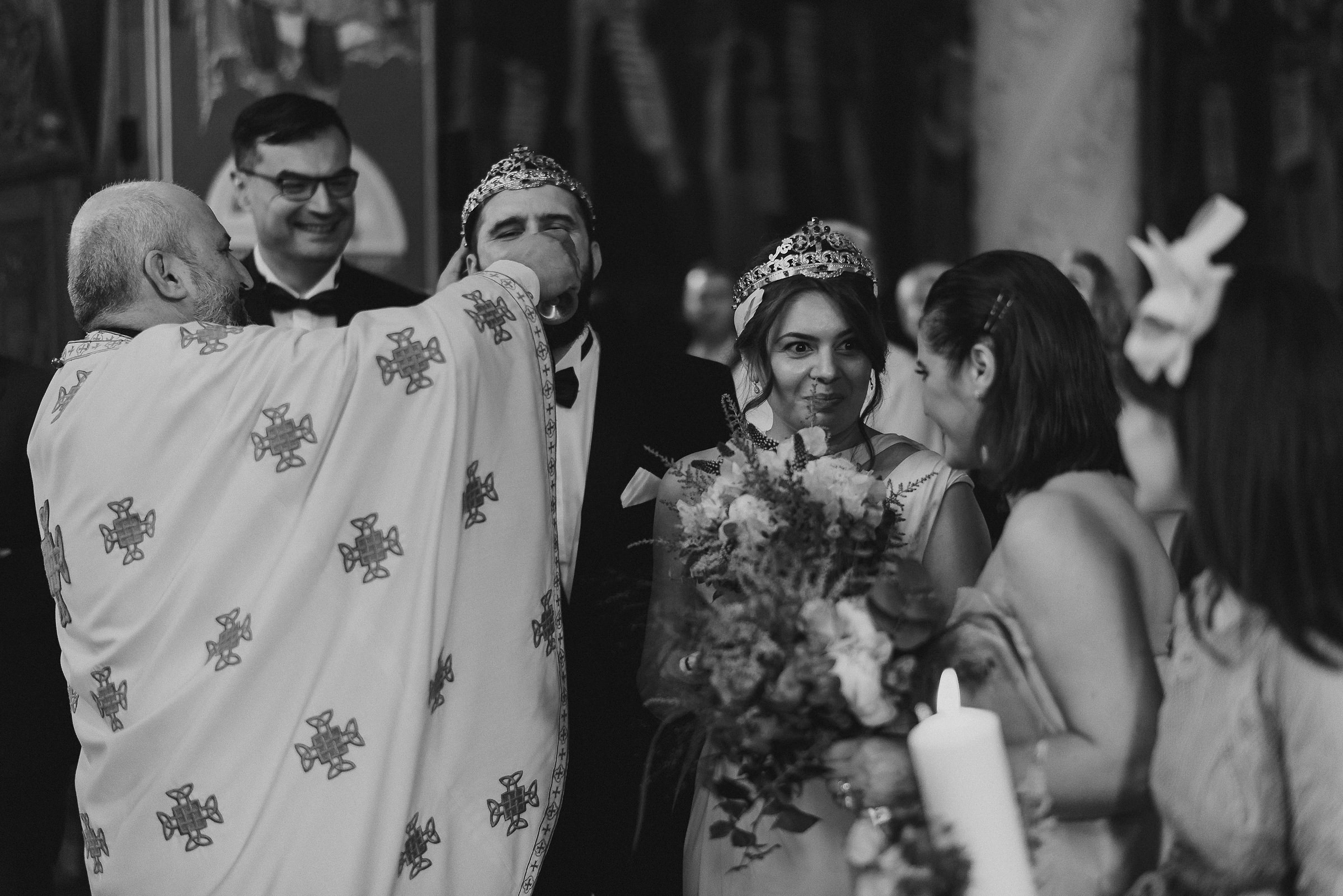 orthodox wedding bucharest