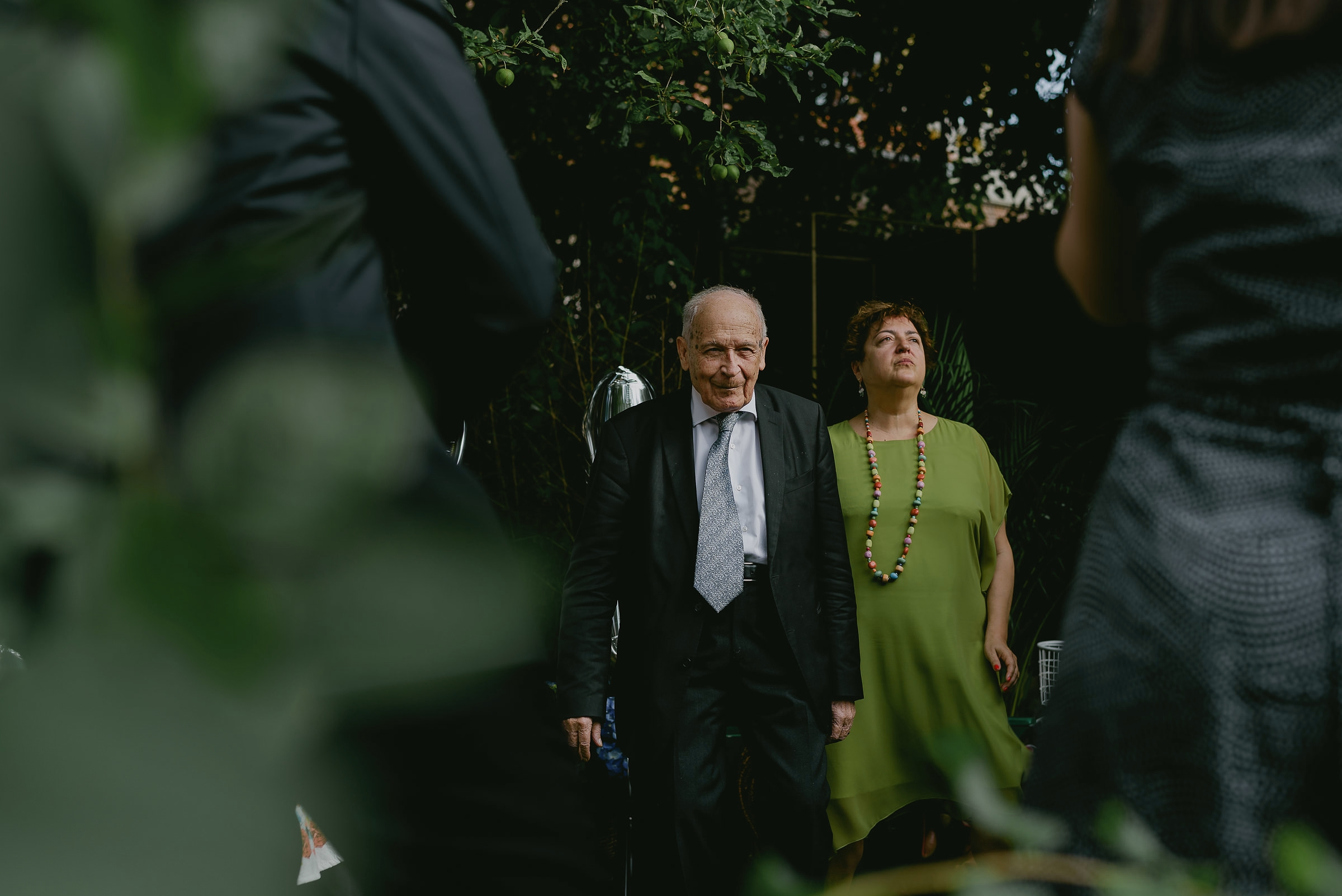 bucharest Garden Wedding