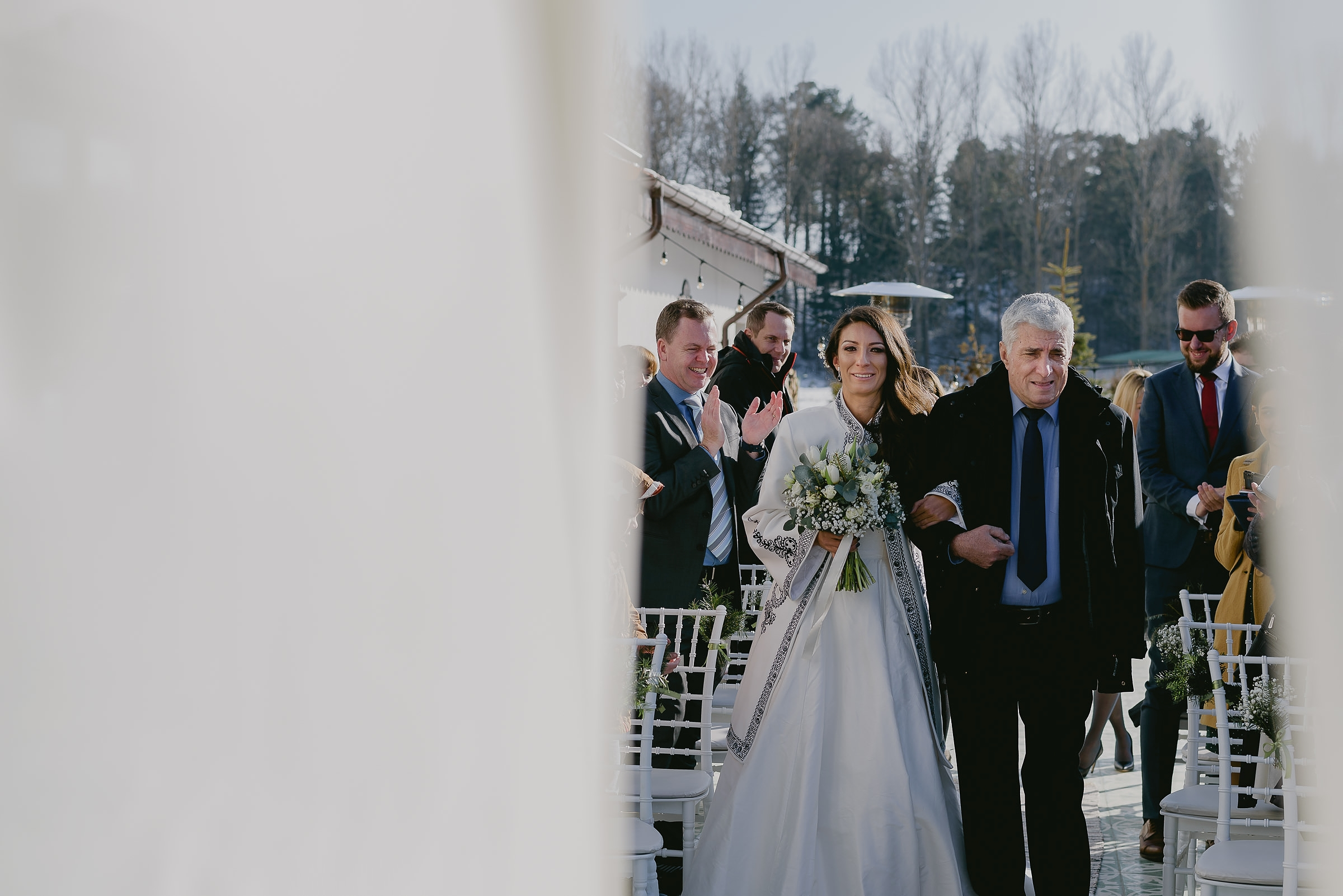 Transylvania Destination Wedding | Irina & David