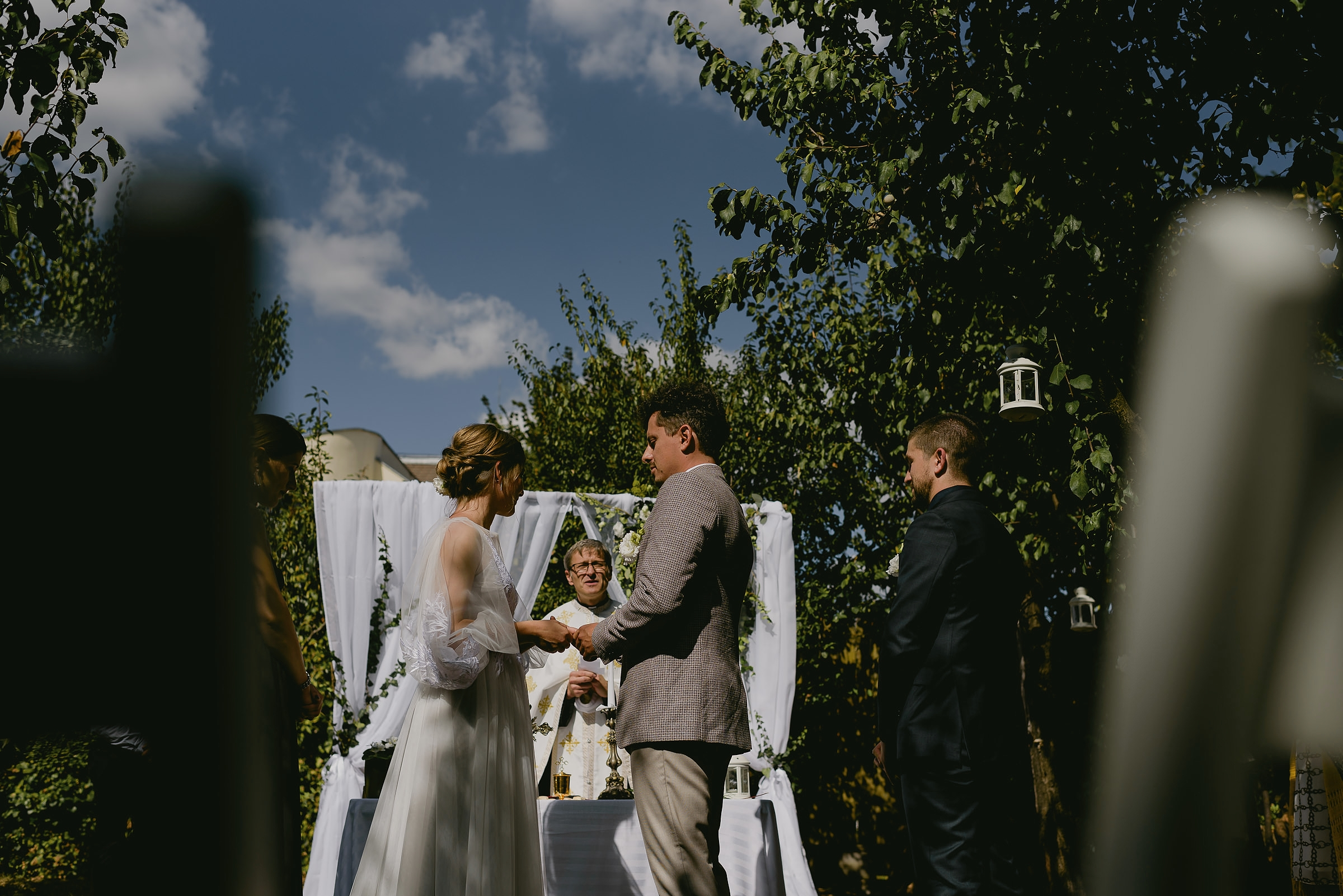 garden wedding cluj