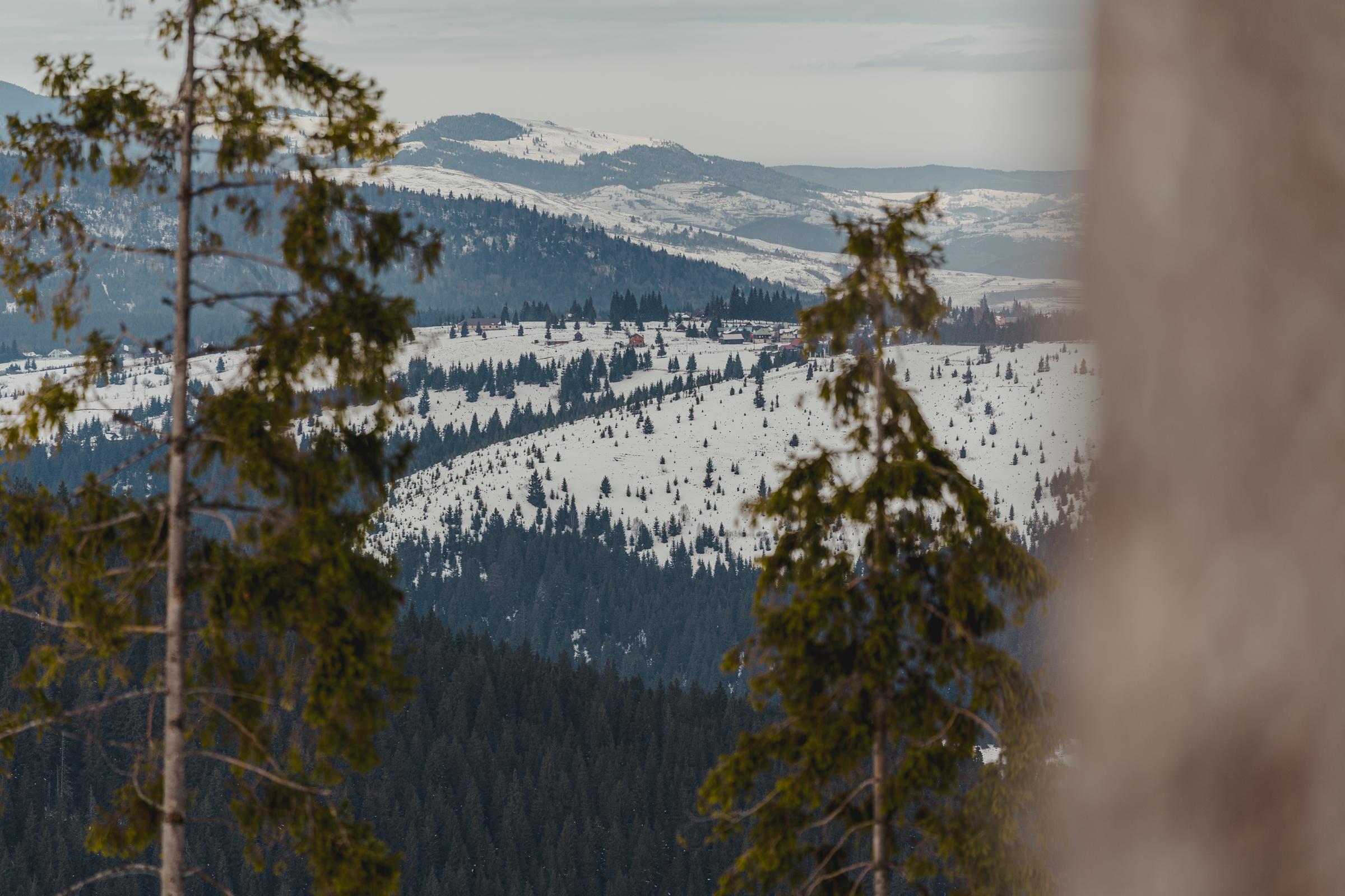 transylvania Mountains